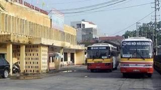 Tạm dừng vận tải khách hai chiều Hải Dương - Hà Nội vì dịch Covid-19