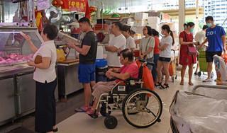 Singapore: Cố ý đứng gần người khác dưới 1 mét có thể bị ngồi tù