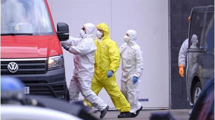 Gần 10.000 y bác sĩ ở Tây Ban Nha nhiễm Covid-19