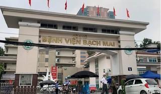 Bệnh viện Bạch Mai thông báo 'nội bất xuất, ngoại bất nhập'