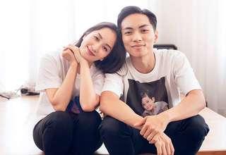 Vợ chồng Khánh Thi khiến dân mạng 'phát sốt' dù đang ở nhà tránh dịch