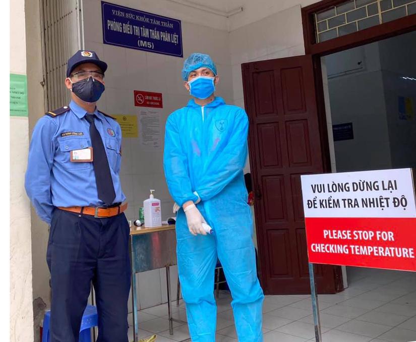 Bộ Y tế công bố thêm 5 ca mới nhiễm Covid-19 trong đó có 3 ca liên quan đến BV Bạch Mai