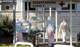 Số ca tử vong vì Covid -19 của Ý vượt 10 nghìn người