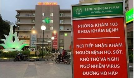Việt Nam thêm 5 ca nhiễm Covid-19, có 4 ca liên quan tới BV Bạch Mai