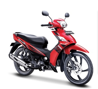 2020 Suzuki Smash Fi ra mắt, giá 26 triệu đồng, đe nẹt Honda Wave RSX