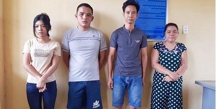 Bắt thêm 3 đối tượng tham gia đánh nguy kịch nữ tiếp viên quán cafe vì không chịu kích dục