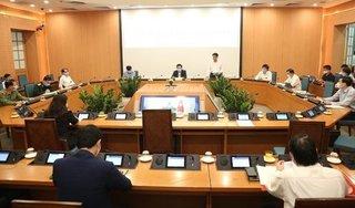 Hà Nội đề xuất cho nghỉ một số cơ quan hành chính để chống dịch Covid-19