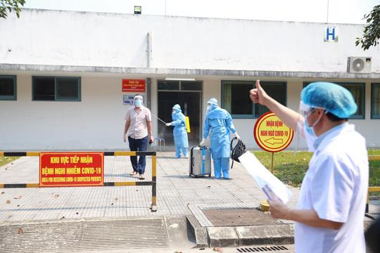 Tin vui từ TP.HCM, 7 ca nhiễm Covid-19 cùng được xuất viện