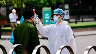 Bệnh viện Xanh Pôn phong tỏa 1 khoa vì bệnh nhân Covid-19 đến thăm con