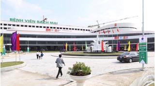 Đề nghị tạm dừng hoạt động tại Bệnh viện Bạch Mai cơ sở 2 ở Hà Nam