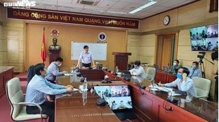 5.000 mẫu xét nghiệm tại Bệnh viện Bạch Mai âm tính với Covid-19