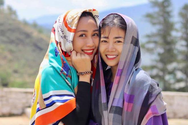 Tình bạn đẹp của Mai Phương - Ốc Thanh Vân, Anh Đức – Trấn Thành,...