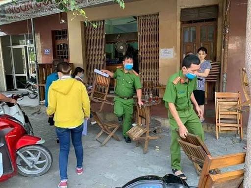 Xử phạt 200 nghìn đồng với hành vi không đeo khẩu trang tại Đà Nẵng