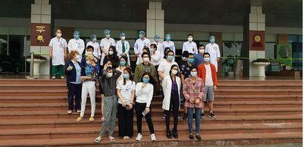 Cô gái đầu tiên ở Hà Nội nhiễm Covid-19 được xuất viện hôm nay