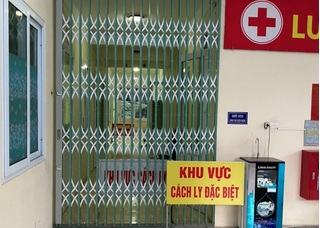 Thanh Hóa: Cách ly y tế 2 người từng đến Bạch Mai sốt, ho, khó thở