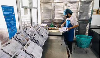 Cách ly 19 nhân viên công ty Trường Sinh cung cấp suất ăn tại BV Nội tiết Trung ương