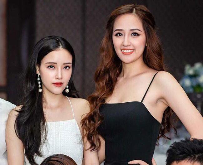 Ngắm gu thời trang sành điệu của em gái Mai Phương Thúy