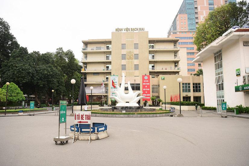Bệnh nhân khám ở Bạch Mai, 23 ngày sau mới phát hiện nhiễm Covid-19