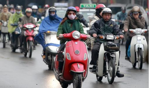 Tin tức thời tiết ngày 31/3/2020: Hà Nội trở lạnh, có mưa nhỏ vài nơi