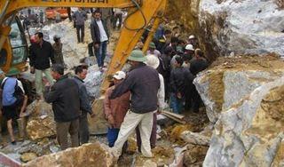 Sập mỏ đá ở Hà Nam khiến 2 người tử vong