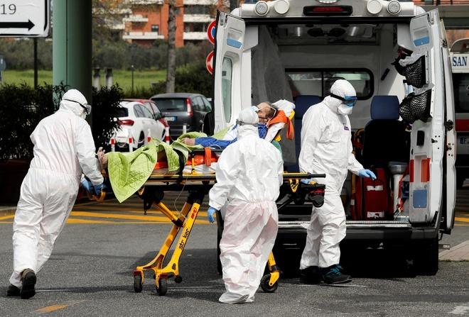 Ý ghi nhận hơn 100.000 ca nhiễm virus Covid-19
