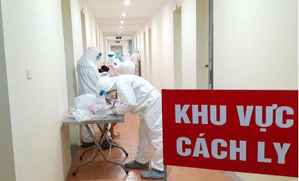 Nam Định cách ly y tế thêm 38 trường hợp nghi nhiễm Covid-19