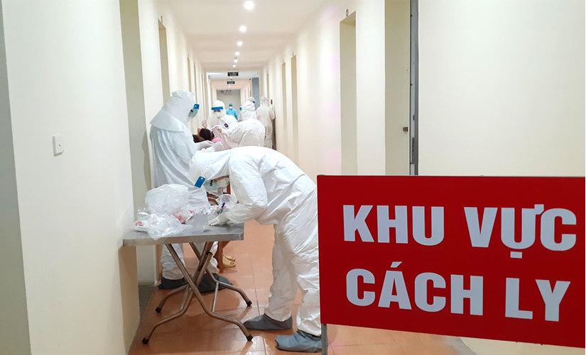Nam Định cách ly y tế thêm 38 trường hợp nghi ngờ nhiễm Covid-19