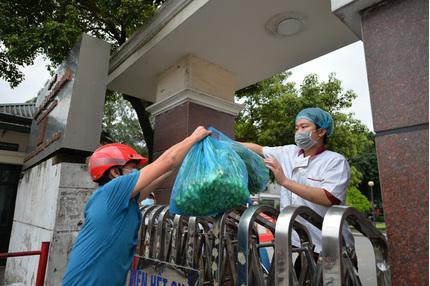 Bác sĩ Bệnh viện Bạch Mai được cách ly tập trung tại khách sạn