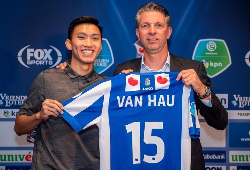 CLB Heerenveen chia tay một lúc 5 cầu thủ vào cuối mùa giải