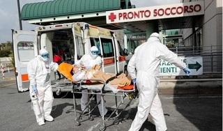 Tin tức thế giới 31/3: Ý ghi nhận hơn 11.000 ca tử vong