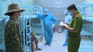 Đã tìm thấy thanh niên bỏ trốn cách ly tại bệnh viện Lào Cai