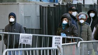 800 người chết vì Covid-19 trong một ngày, Mỹ vượt Trung Quốc