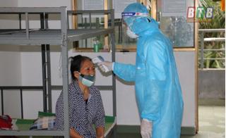 Thêm 5 ca nhiễm Covid-19 mới, có 1 nhân viên công ty Trường Sinh