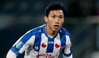 Đoàn Văn Hậu thua tan nát cựu trung vệ Van Bakel