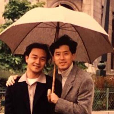 17 năm qua đi, Đường Hạc Đức vẫn nhớ mong Trương Quốc Vinh vào ngày giỗ của anh