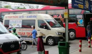 Tin tức trong ngày 1/4: Xe khách, xe công nghệ, taxi tạm dừng hoạt động