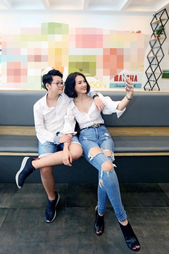 Cộng đồng mạng bất ngờ trước chiều cao 'chuẩn siêu mẫu' của con sao Việt