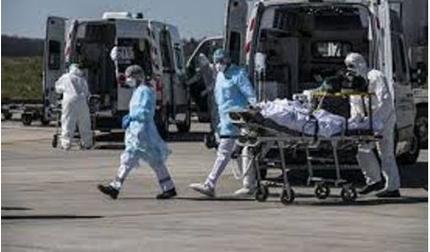 Số người chết vì Covid-19 ở Mỹ cao kỷ lục trong một ngày