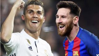 Ronaldo không có tên trong danh sách 25 cầu thủ danh giá ở Cup C1 do Messi bình chọn
