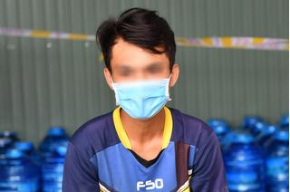 Nam thanh niên trốn cách ly về thăm vợ sẽ bị bắt tạm giam khi hết 14 ngày