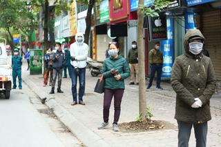Dịch Covid-19 tại Việt Nam mất dấu F0, khiến lây lan tại cộng đồng