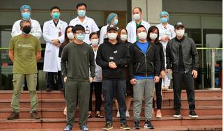 Việt Nam có thêm 11 bệnh nhân khỏi Covid-19