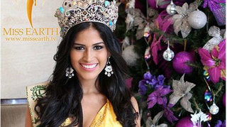 Hoa hậu Trái đất 2011 Olga Alava nhiễm Covid-19