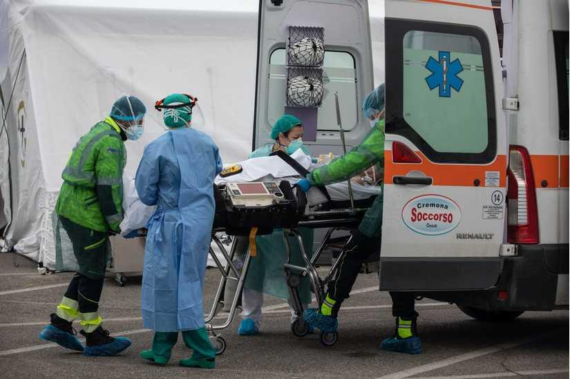 Dịch Covid-19 ở Ý: Bác sĩ Nga phát hiện những ca tử vong cực lạ lùng