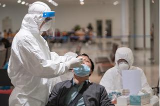 Nam Định có 120/142 mẫu xét nghiệm lần 1 âm tính với SARS-CoV-2