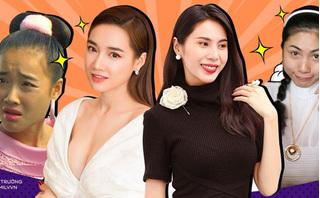 Soi loạt ảnh thời 'chưa dậy thì' của loạt sao Việt