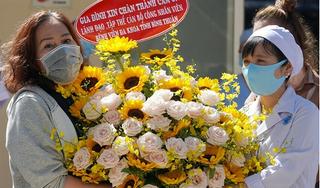 Bệnh nhân 34 'siêu lây nhiễm' ở Bình Thuận đã được xuất viện
