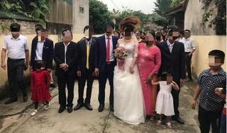 Một đám cưới linh đình ở Thanh Hoá giữa mùa Covid-19 gây xôn xao