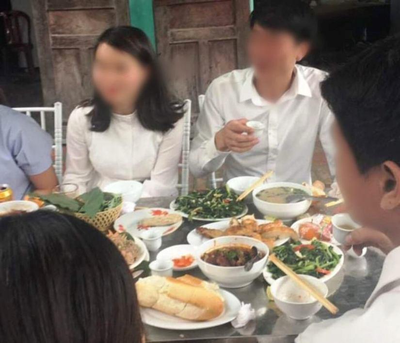 Một đám cưới vẫn diễn ra linh đình ở Thanh Hoá giữa mùa Covid-19