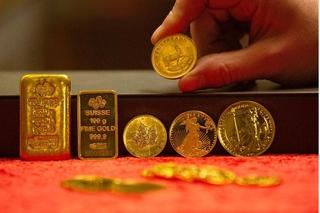 Giá vàng hôm nay 4/4/2020: Giảm mạnh do USD tăng
